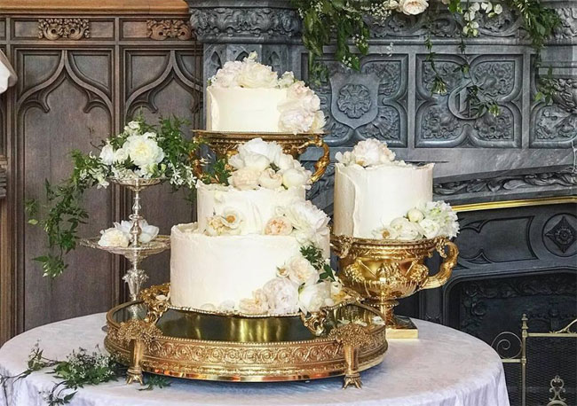 Royal Wedding Cake Maker Reflects On Experience Bakemag Com May