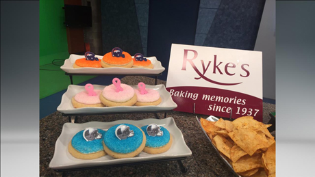Rykes Bakery cookie poll