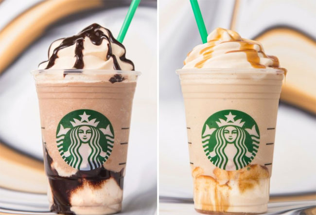 Starbucks Adds New Frappuccino Flavors To The Menu Bakemag