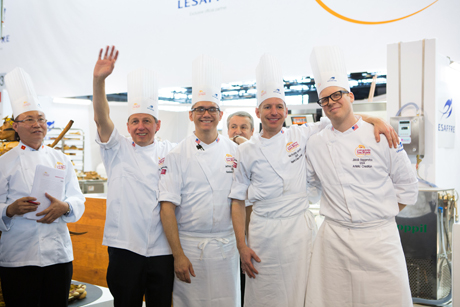 Team USA at Bakery World Cup