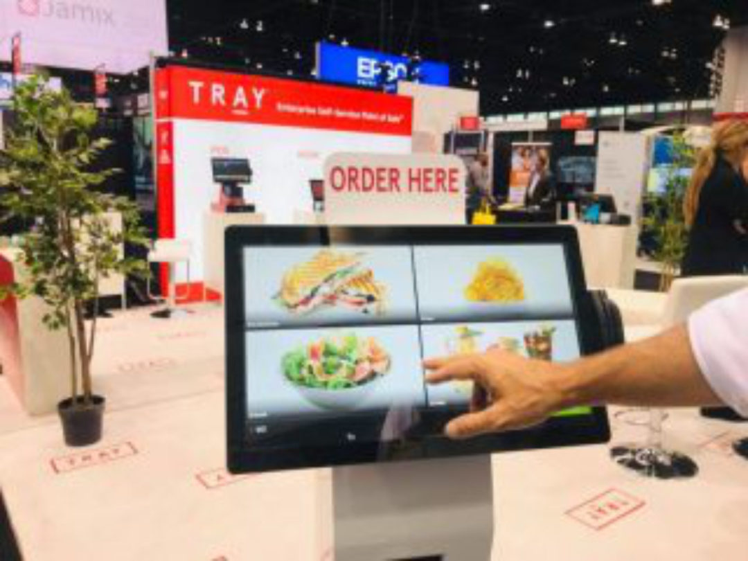 Tray Online Ordering